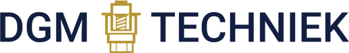 DGM Techniek logo